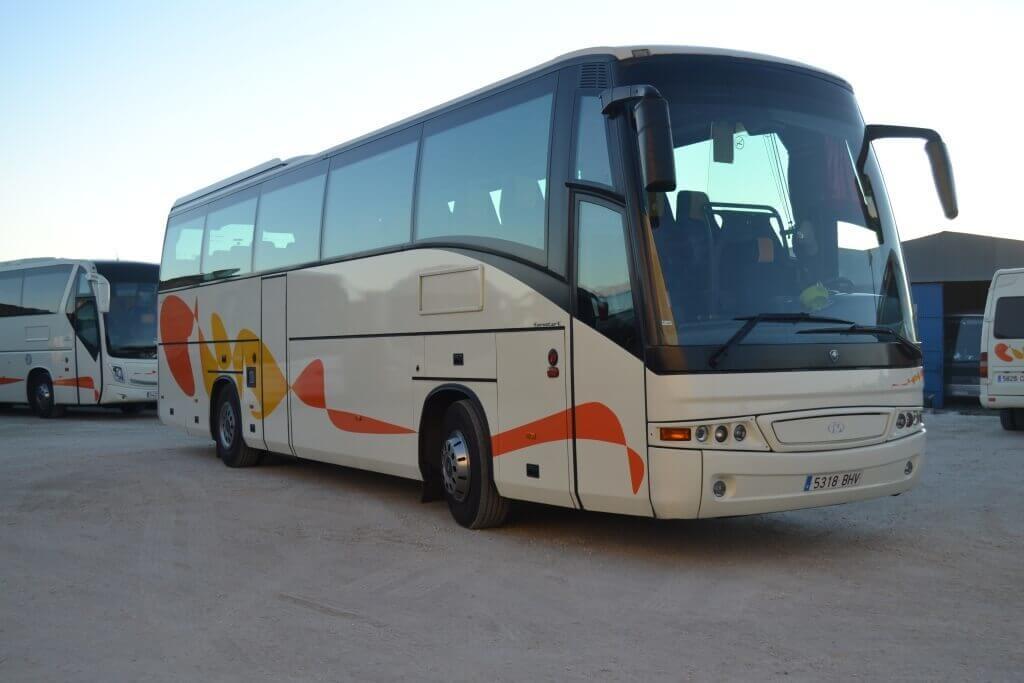 Scania Beulas