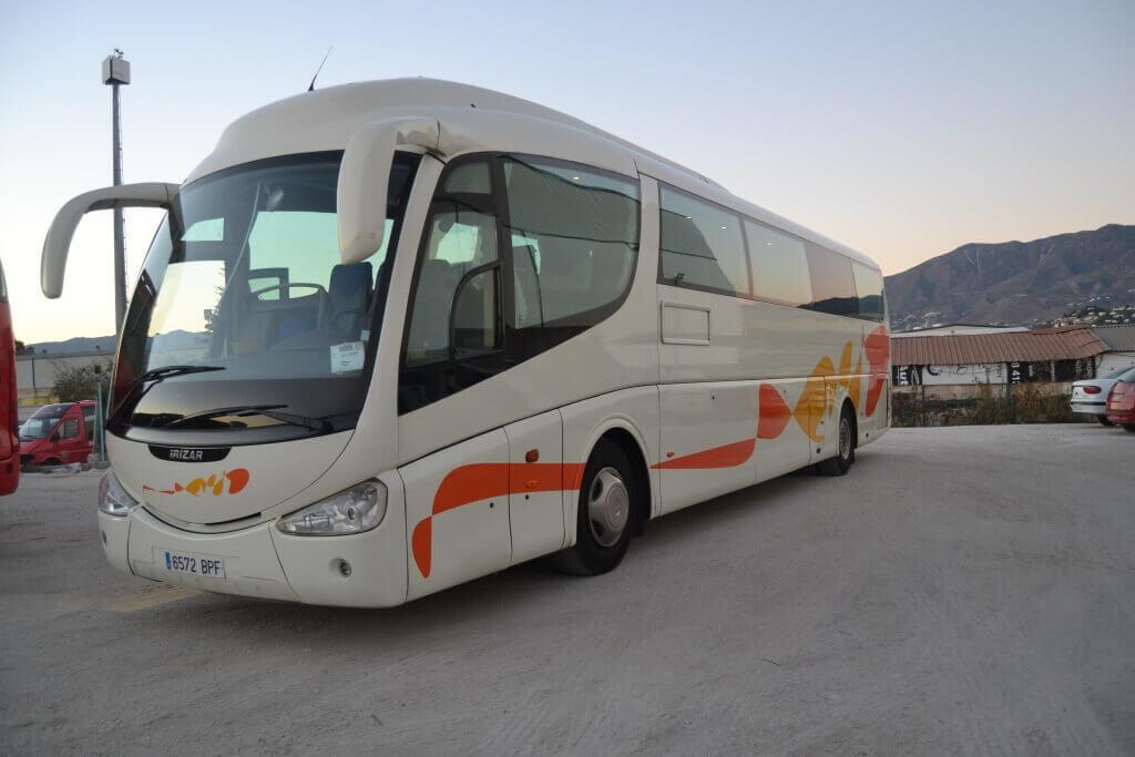 Scania Irizar PB